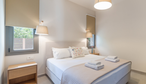 Junior Suite at Lemonia Accommodations