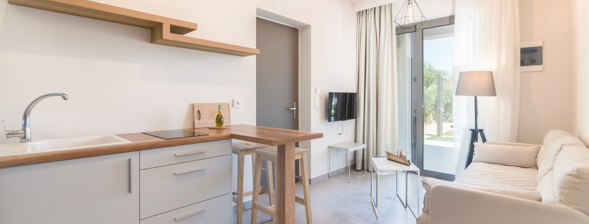 Superior Suite στο Lemonia Accommodations